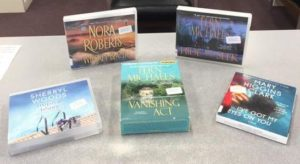 5 audiobooks